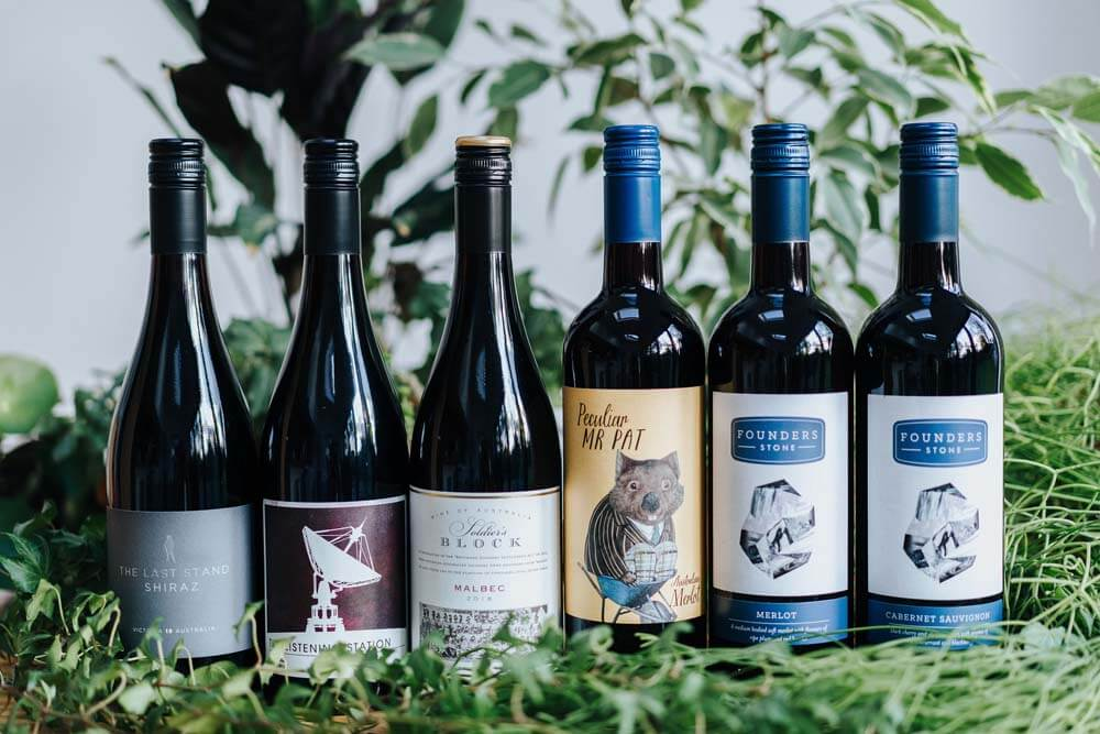 Mixed Australian Red Wines x 6 | Grape Escapes